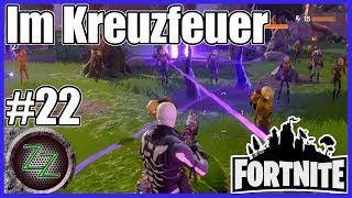Fortnite PvE Modus #22 Rette die Welt - Die Lager zerstören - Das Weideland -gameplay deutsch german