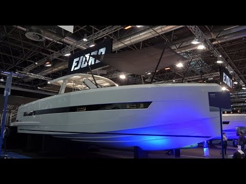 The 2020 FJORD 52 OPEN Yacht - 1.100.000€