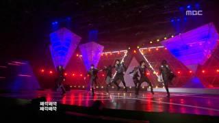 U-Kiss - Bingeul Bingeul, 유키스 - 빙글빙글, Music Core 20100306