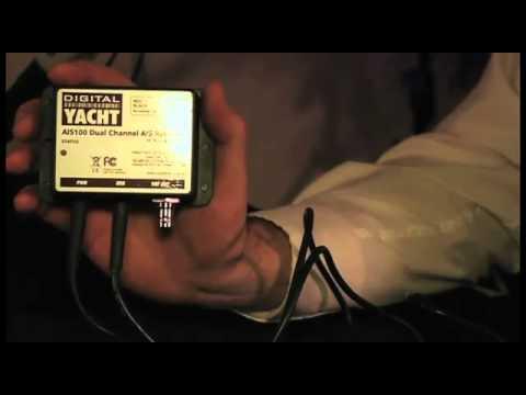Digital Yacht - AIS100 Dual Channel AIS Receiver  - Bukh Bremen GmbH.flv