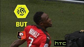 But Firmin MUBELE (3') / Stade Rennais FC - LOSC (2-0) -  / 2016-17