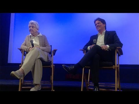Angela Lansbury & Rob Marshall Q&A: Mary Poppins Returns