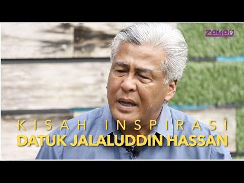 Kisah Inspirasi Datuk Jalaluddin Hassan