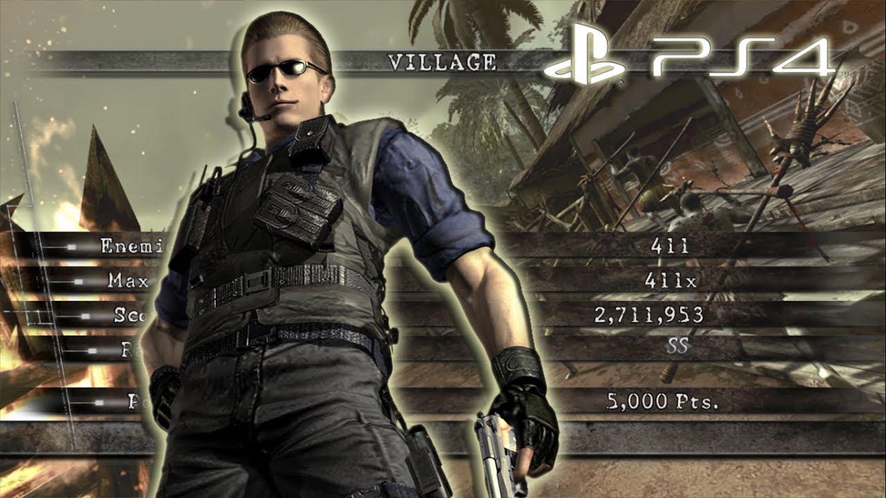 Resident Evil 4_The Mercenaries_Ada_Military Base - YouTube