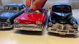 Обзор Модели Шевроле Импала 1958 Chevrolet Impala 1958 review