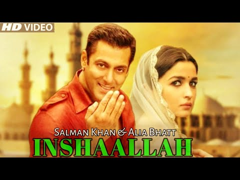 Salman Khan & Alia Bhatt Upcoming INSHAALLAH Movie Related All Confusion Mistry Cleared.