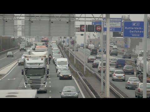 Amsterdam's air pollution: Battling for breath