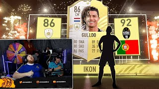 50 TIMMAR STREAM HIGHLIGHTS!! - **PACKAR CR7 & 2 IKONER!!**