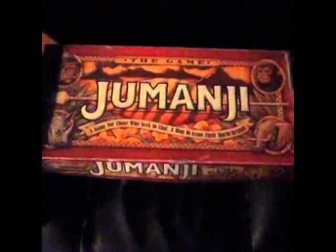 Jumanji Vines