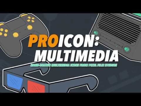 Pixel Film Studios - ProIcon Multimedia - Hand-Drawn Multimedia Animations - Final Cut Pro X