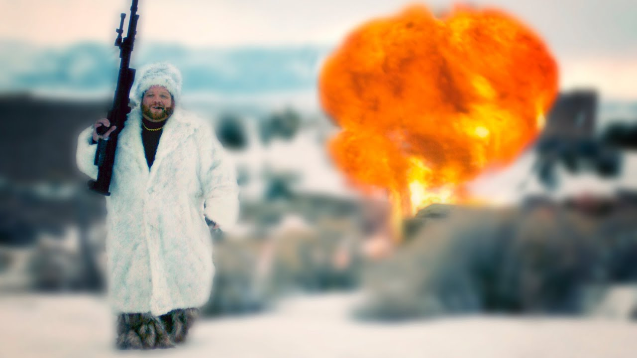 RUSSIAN vs SNOWMEN // ScottDW