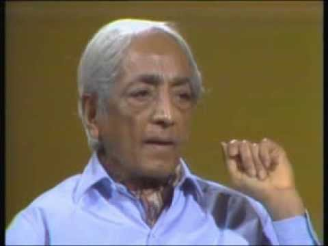 J. Krishnamurti - San Diego 1974 - Conversation 11 - Being hurt and hurting others