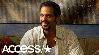 How Is 'The Young And The Restless' Handling Kristoff St. John's Unexpected Death? | Access
