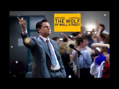The Wolf of Wall Street Soundtrack - 7Horse Meth Lab Zoso Sticker