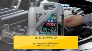 Special Tec V 0W-20 für Volvo Liqui Moly by Motoroel-King