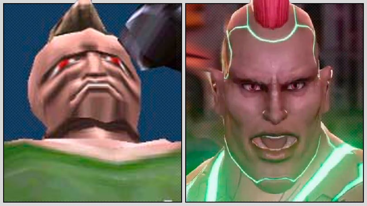 Download Evolution of Jack in Tekken (1994-2017)