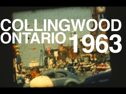 COLLINGWOOD, ON - 1963