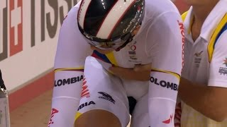men s sprint gold medal final 2014 track cycling world cup   london