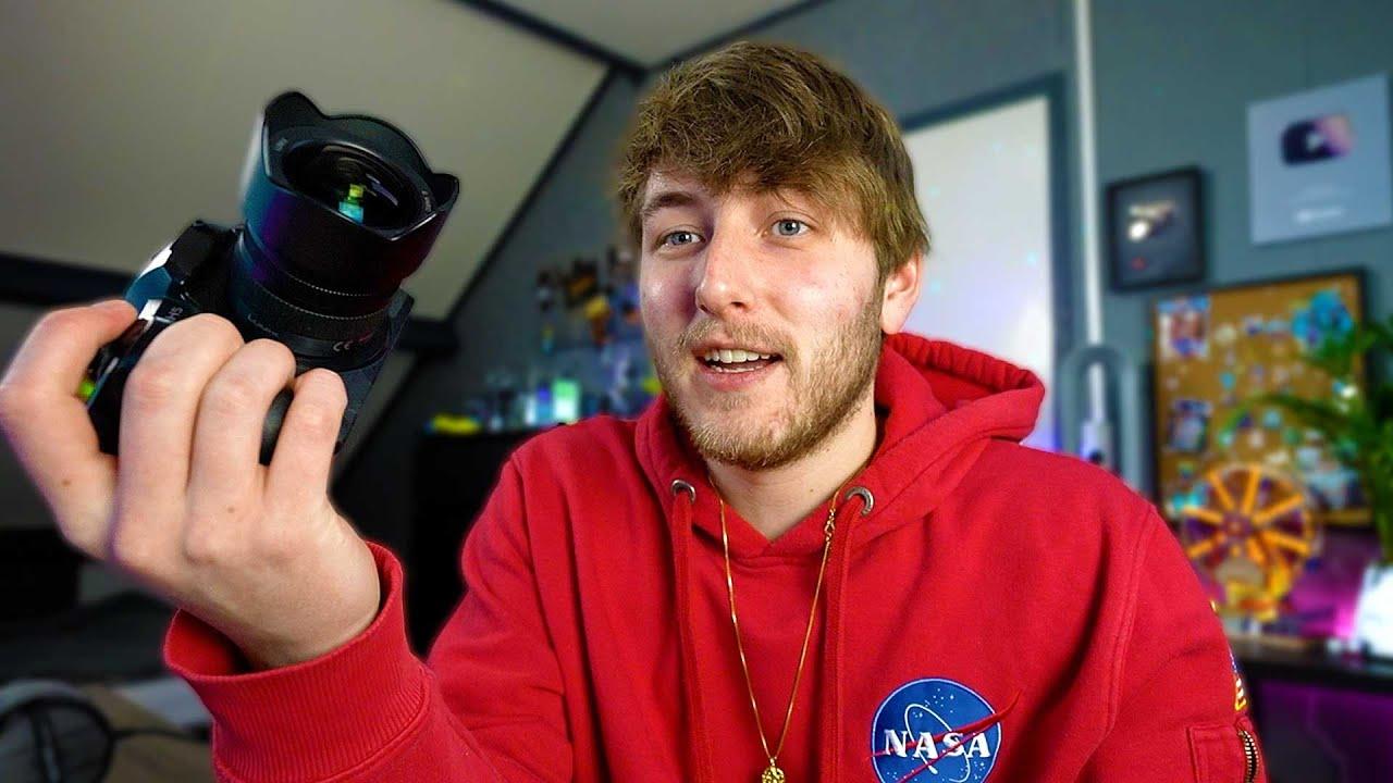 Ik Kocht Dus Een Nieuwe Camera Van €4200...