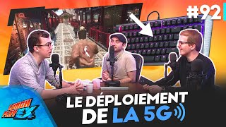 Test du DLC de Shenmue 3, la 5G arrive, quel clavier mécanique choisir ? | Lunch Play EX #92