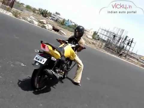 Bike Stunt By Apache Hd Youtube