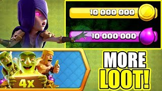 MORE LOOT THEN EVER BEFORE!! - Clash Of Clans - WHAT TO UPGRADE!?