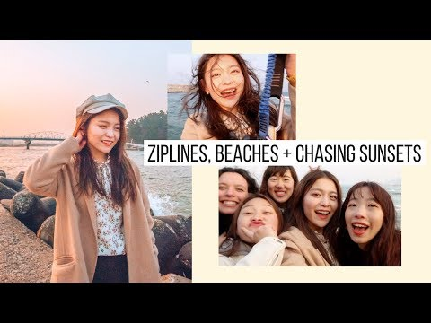 SNU Study Abroad | Weekend in Gangneung, Korean MT Activities + Drinking Culture | Korea Vlog #14