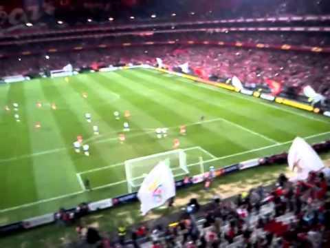 Benfica 2 - 2 Tottenham (5-3) Golo Lima, Penalty 20/03/2014