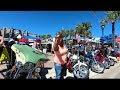 Huge Bike Week Daytona Beach, FL: gospel invades Bars, Bands & Bikers in power!