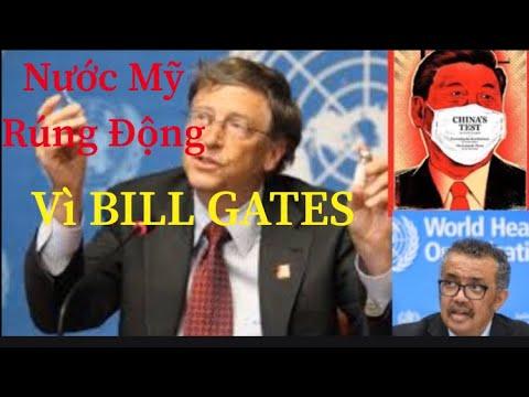 Cả Nước Mỹ Rúng động Khi Bill Gates Cấu Kết TQ Thao Túng Who để Trục Lợi Thế Giới