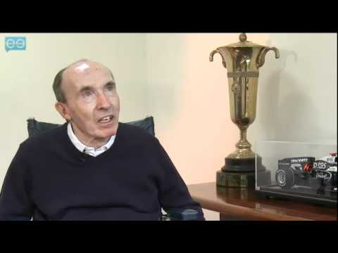 Williams F1 Owner - Sir Frank Williams on Being The Finest | MeetTheBoss