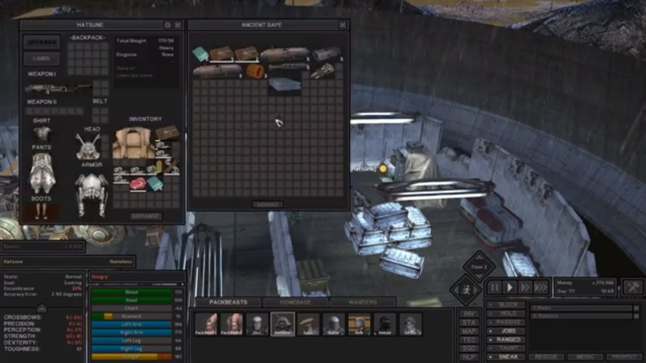 Kenshi Tutorials - Finding Ancient Science Books, Engineering Research and  AI Core