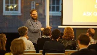 السلوك الاقتصادي الدكتور نيك ساوثغيت على كيفية إنشاء وقيادة فرق الرائعة