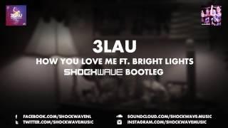 3LAU How You Love Me ft Bright Lights Shockwave Bootleg