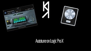 Auto Tune On Logic Pro X