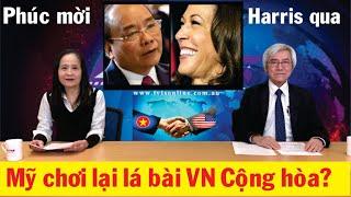 3/8:Chơi lá bài VNCH, Mỹ viện trợ biến CSVN thành tiền đồn chặn Trung Cộng? Phong tỏa, tiêm OK nhưng