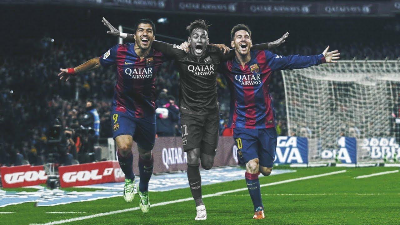 MSN Üçlüsü - Bir Devrin Sonu | 2014-2017 • HD