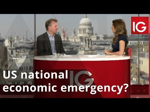 National Economic Emergency in the US?