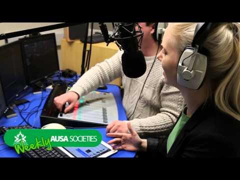 AUSA Societies Weekly - Aberdeen Student Radio