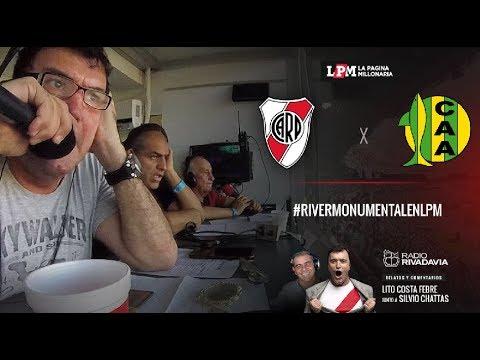 EN VIVO - River vs.Inter de Porto Alegre  - Copa Libertadores 2019