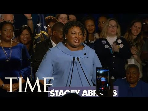 Democrat Stacey Abrams Filed A New Lawsuit In Georgia's Unsettled Governor Race   TIME