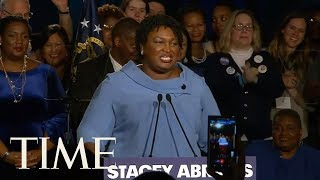 Democrat Stacey Abrams Filed A New Lawsuit In Georgia's Unsettled Governor Race | TIME