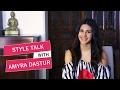Style & Talk with Amyra Dastur | Personal style | Beauty secrets | Pinkvilla | S01E06