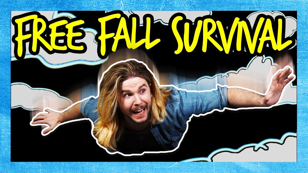 How to Fall from ANY HEIGHT and Survive