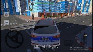 polis araba park etme oyunu
