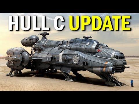 STAR CITIZEN: Hull C Update