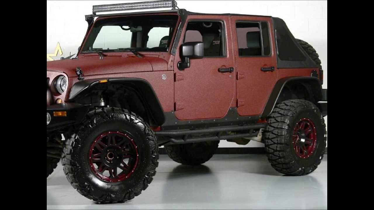 Jeep Wrangler Lift Kits >> 2009 Jeep Wrangler Unlimited Rubicon Supercharged Lifted ...