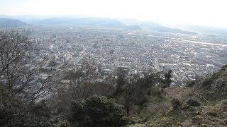秀吉の包囲網 語る遺構 鳥取城跡と太閤ケ平