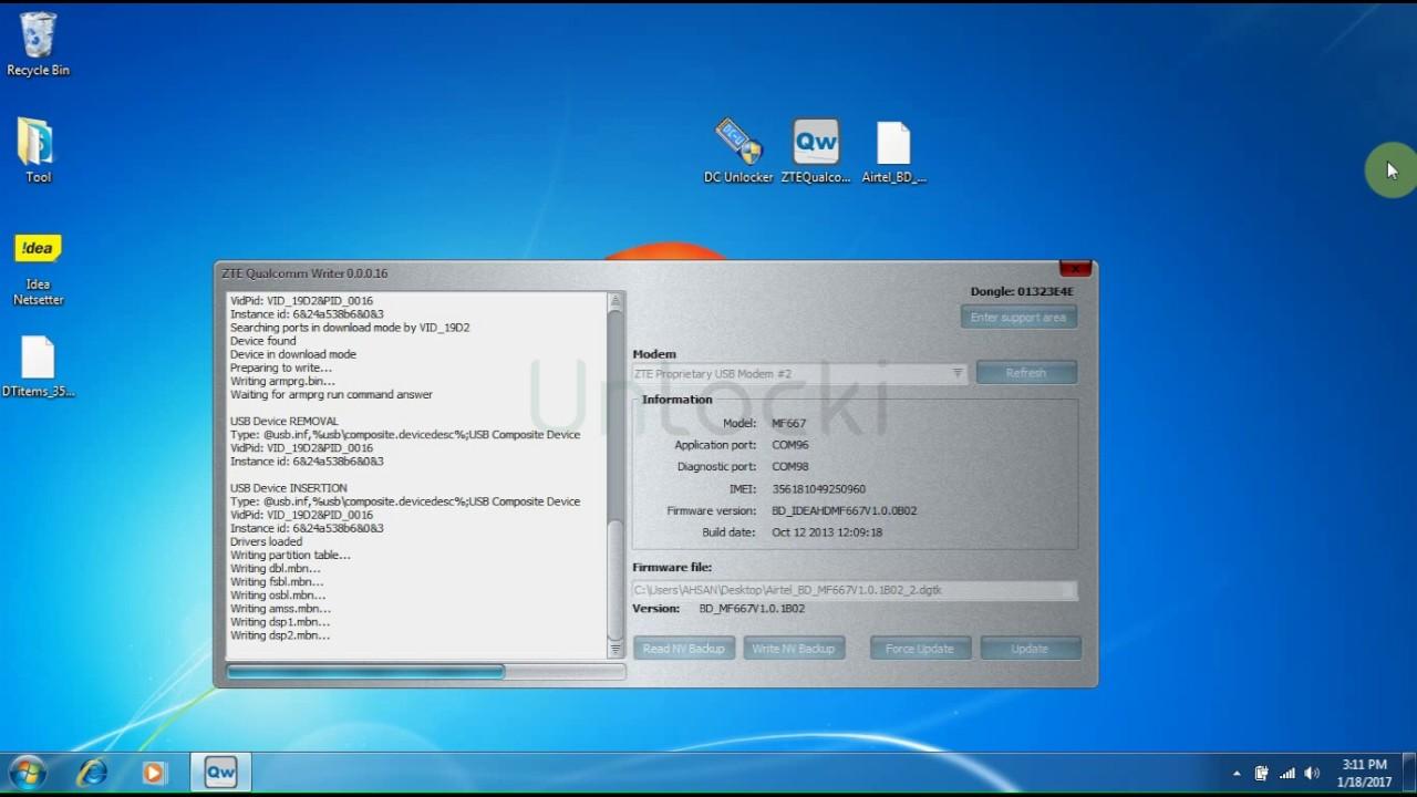 Dc-unlocker zte qualcomm modems flasher dc-unlocker.