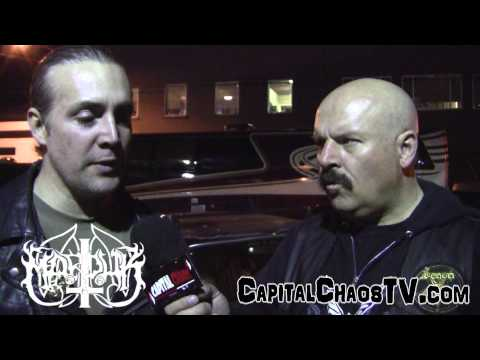 MARDUK (interview) on CAPITALCHAOSTV.COM